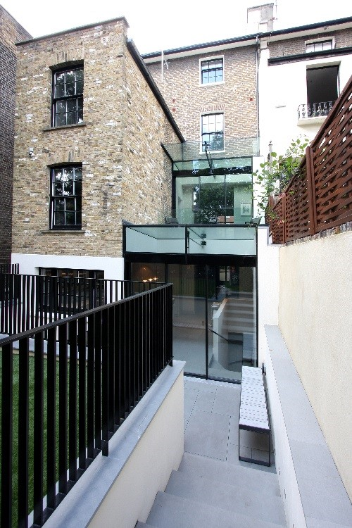 glass extension in London