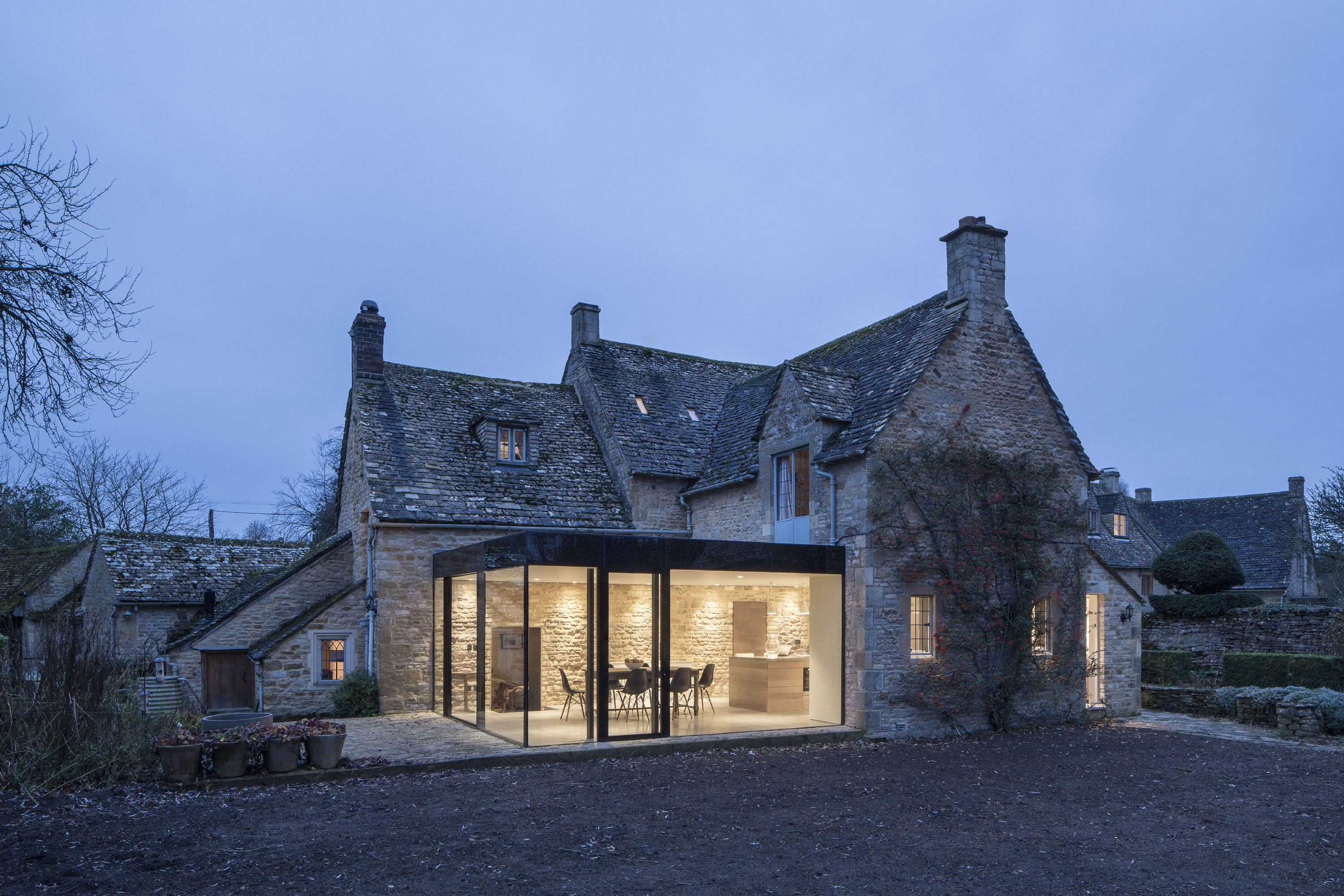 Yew Tree House Architectural Glazing