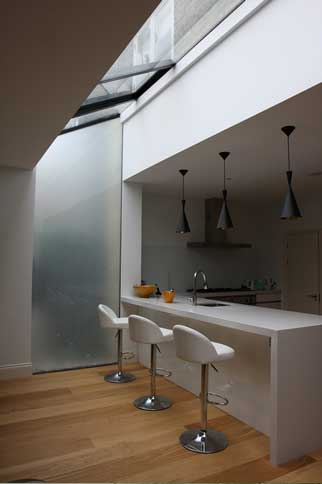 kitchen glazing