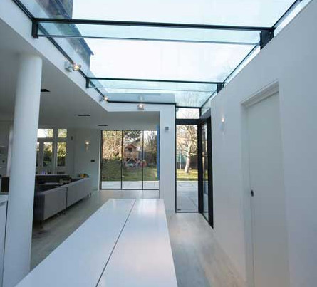 Structural Roof Glazing