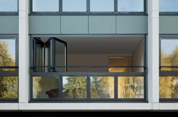 structural glazing glass balustrade