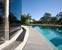 Swimming Pool Glazing