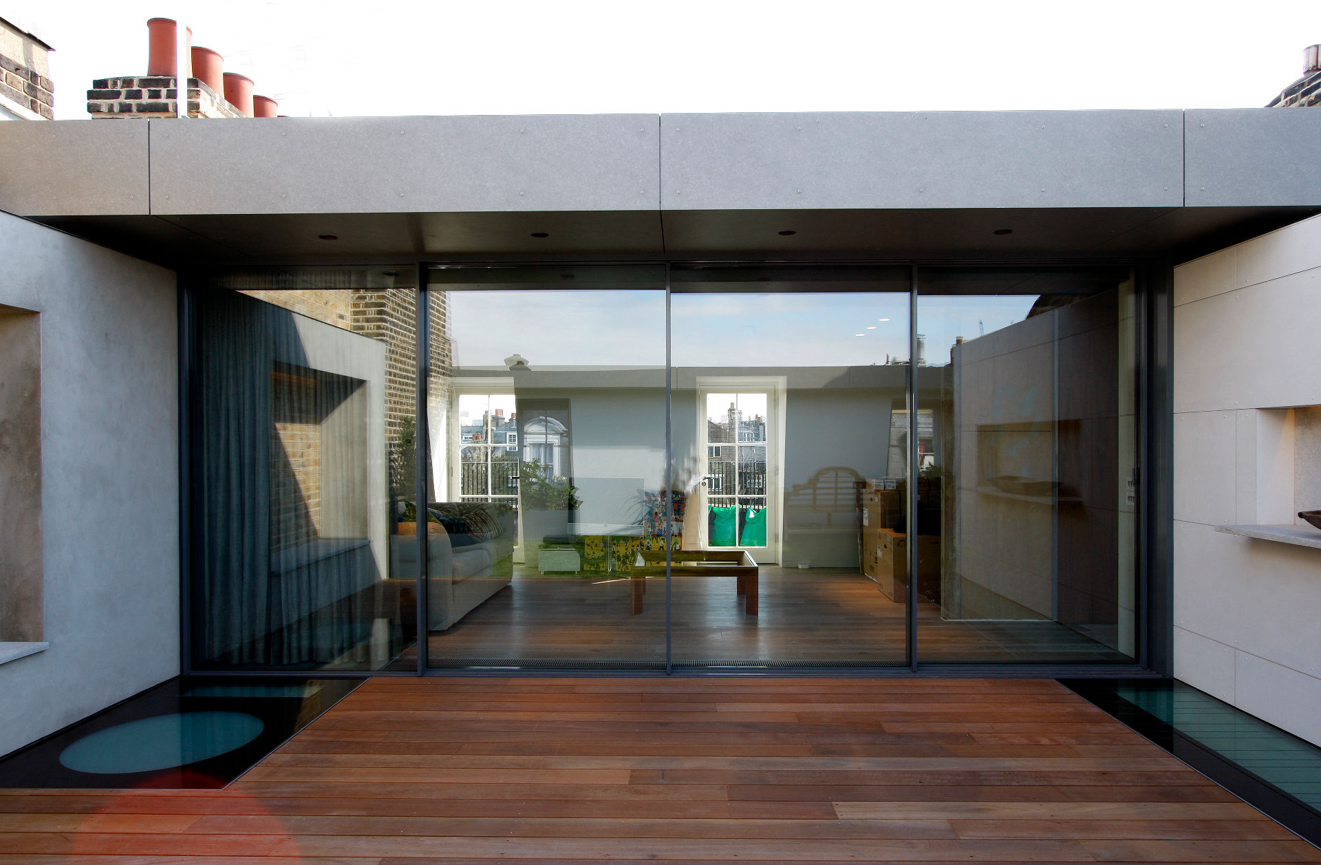minimal windows sliding glass doors