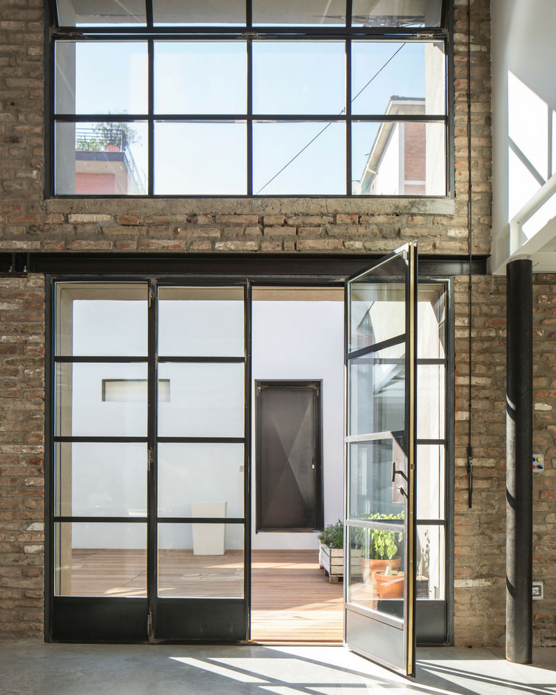 steel framed windows and doors for historical buildings